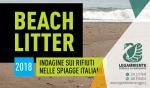 Risultati BEACH LITTER 2018 nazionale dell'indagine sui rifiuti spiaggiati, eseguita anche su 4 spiagge di Campomarino di Maruggio a cura dei volontari della Legambiente e del Servizio Civile del Comune di Maruggio
