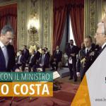 23 Associazioni incontrano il Ministro dell'Ambiente Sergio Costa, le proposte delle associazioni ambientaliste  su clima, energia, rifiuti, bonifiche, mobilità consumo di suolo, agricoltura, parchi, paesaggio