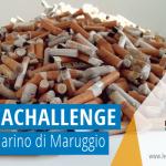 Raccolti circa 4.000 mozziconi di sigaretta in pochi metri di spiaggia in occasione della campagna di sensibilizzazione #CICCACHALLENGE svoltasi domenica 29 luglio 2018 a Campomarino di Maruggio (Ta) a cura della Legambiente di Maruggio in collaborazione con CLEAN SEA Life