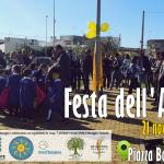 """Fotoracconto della Festa dell'Albero 2018 – Iniziativa """"Un albero per ogni nuovo nato"""", svoltasi mercoledì 21 novembre presso il giardino pubblico """"Baden Powell"""" via per Avetrana a Maruggio (Ta)"""