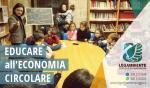 """Grande partecipazione all'incontro didattico-laboratoriale gratuito per bambini: """"Educare all'Economia Circolare"""", svolto giovedì 24 gennaio 2019 presso la Biblioteca Comunale di Maruggio"""