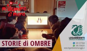 """Grande partecipazione all'iniziativa """"STORIE di OMBRE"""" in occasione di M'illumino di Meno 2019 incontro didattico-laboratoriale gratuito per bambini, di venerdì 1 marzo presso la Biblioteca Comunale di Maruggio"""