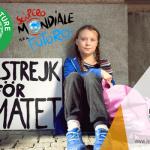 """Fridays For Future Greta Thunberg  """"Sciopero Globale per il Futuro"""", venerdì 15 marzo 2019 in tutta Italia si chiedono azioni concrete per il clima!"""