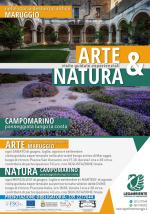 ARTE & NATURA visite guidate esperienziali da giugno a settembre, nel borgo antico di Maruggio e lungo la costa di Campomarino, a cura dell'APS LEGAMBIENTE Maruggio