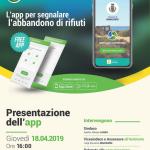 """Presentazione dell'App """"Maruggio CittàPulita"""" per la segnalazione dei rifiuti abbandonati, giovedì 18 aprile 2019, sala consiliare del Comune di Maruggio"""
