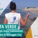 Goletta Verde 2019 presenta i risultati del monitoraggio in Puglia, entro i limiti di legge la qualità delle acque di balneazione a Campomarino di Maruggio (Ta)