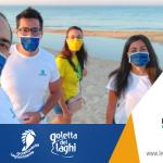 Goletta Verde 2020 di Legambiente presenta i risultati del monitoraggio in Puglia, entro i limiti di legge la qualità delle acque di balneazione a Campomarino di Maruggio (Ta)