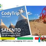 VIDEO integrale del CodyTrip in Salento, la gita virtuale dei record! sulle dune di Campomarino di Maruggio raccontate dalle guide turistiche ed ambientali dell'APS Legambiente Maruggio